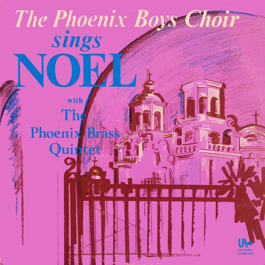 Phoenix Boys Choir Sings Noel With Phoenix Brass Quintet