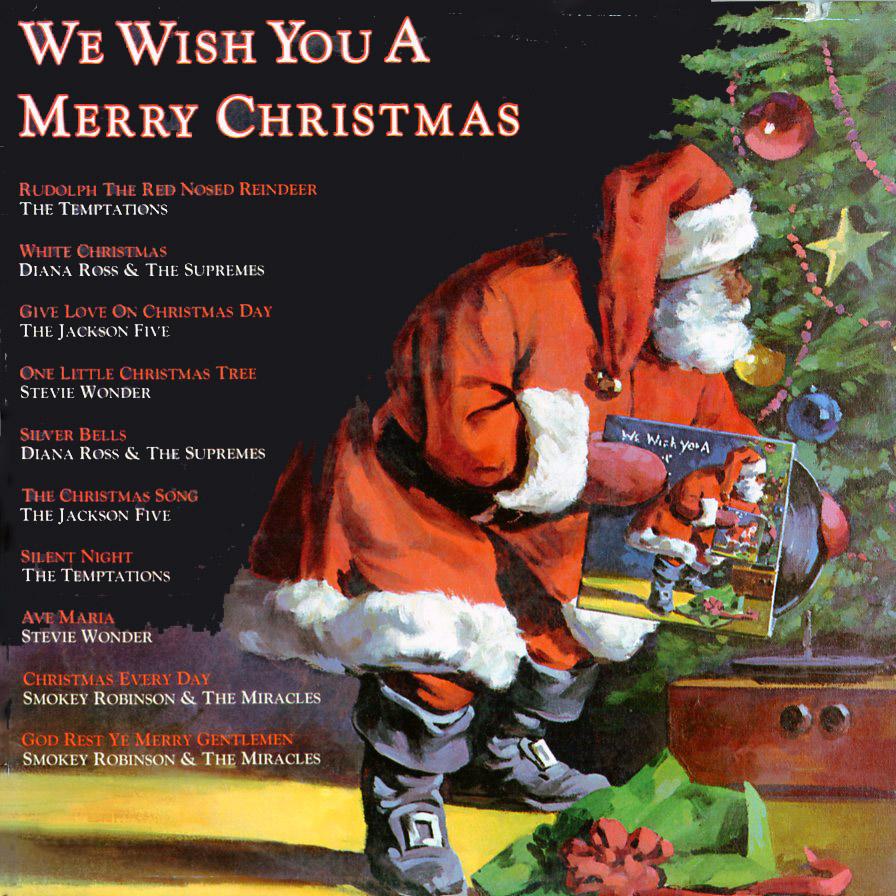 The Temptations Christmas Cd