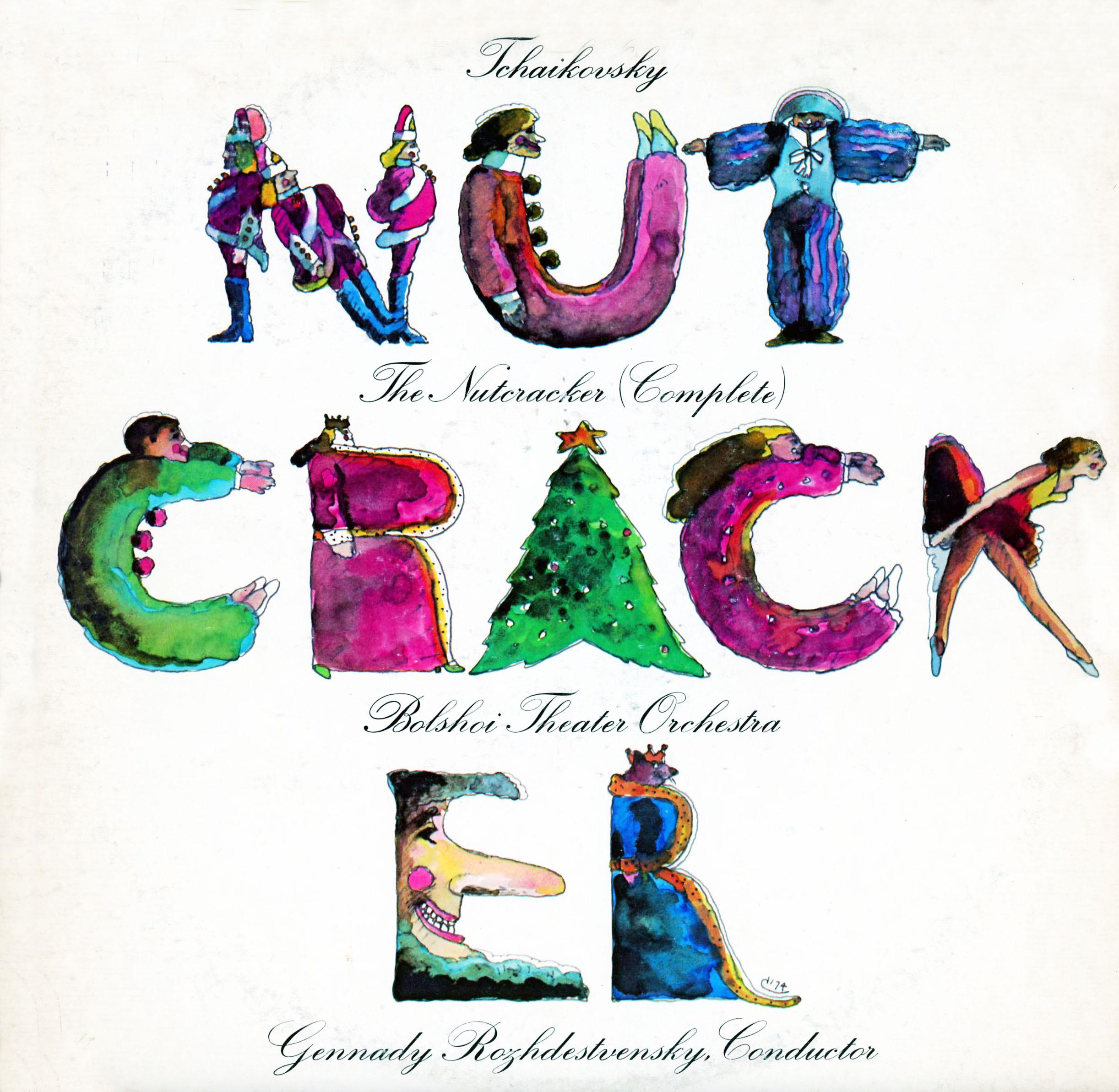 The Nutcracker By Bolshoi Theatre