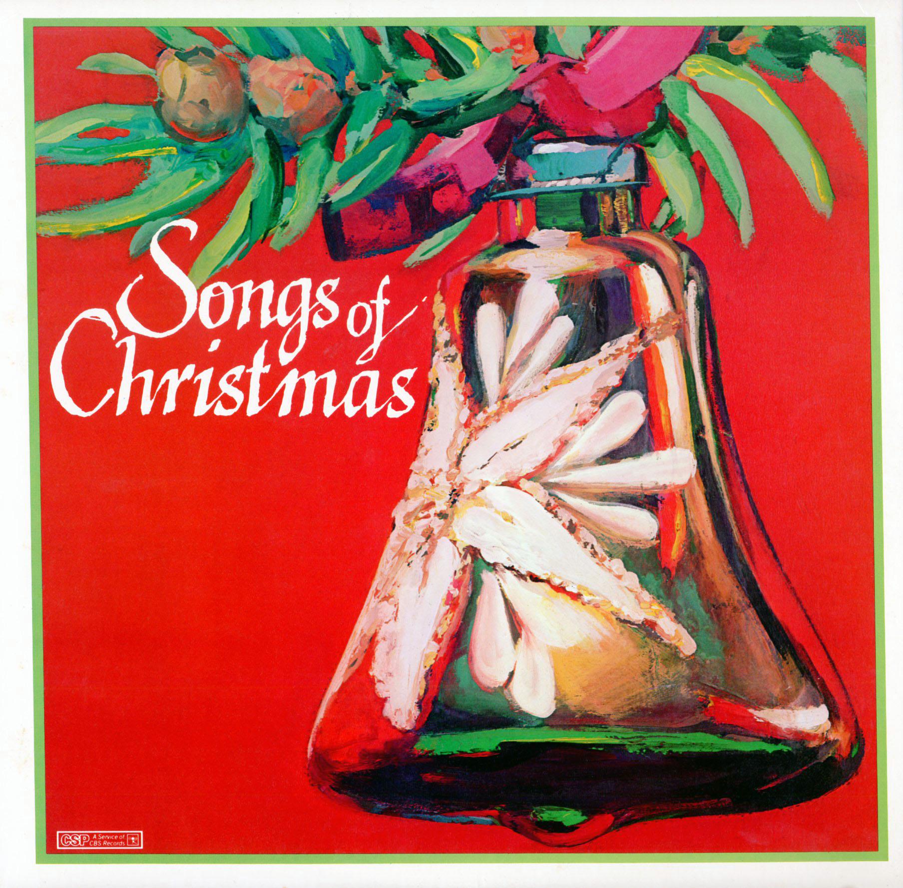 Songs Of Christmas P15757 Christmas Vinyl Record Lp
