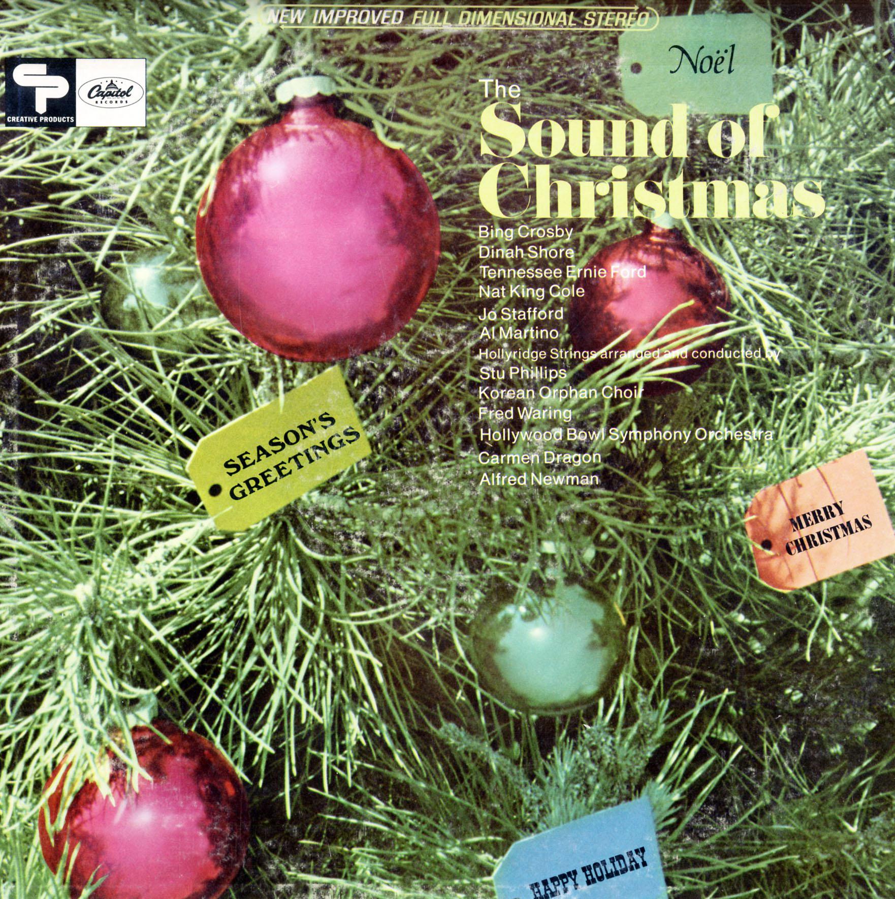 Sound Of Christmas   Sl6515