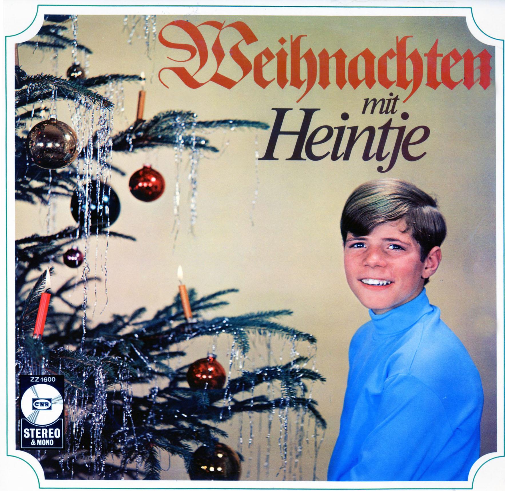 weihnachten mit heint je zz1600 christmas vinyl. Black Bedroom Furniture Sets. Home Design Ideas