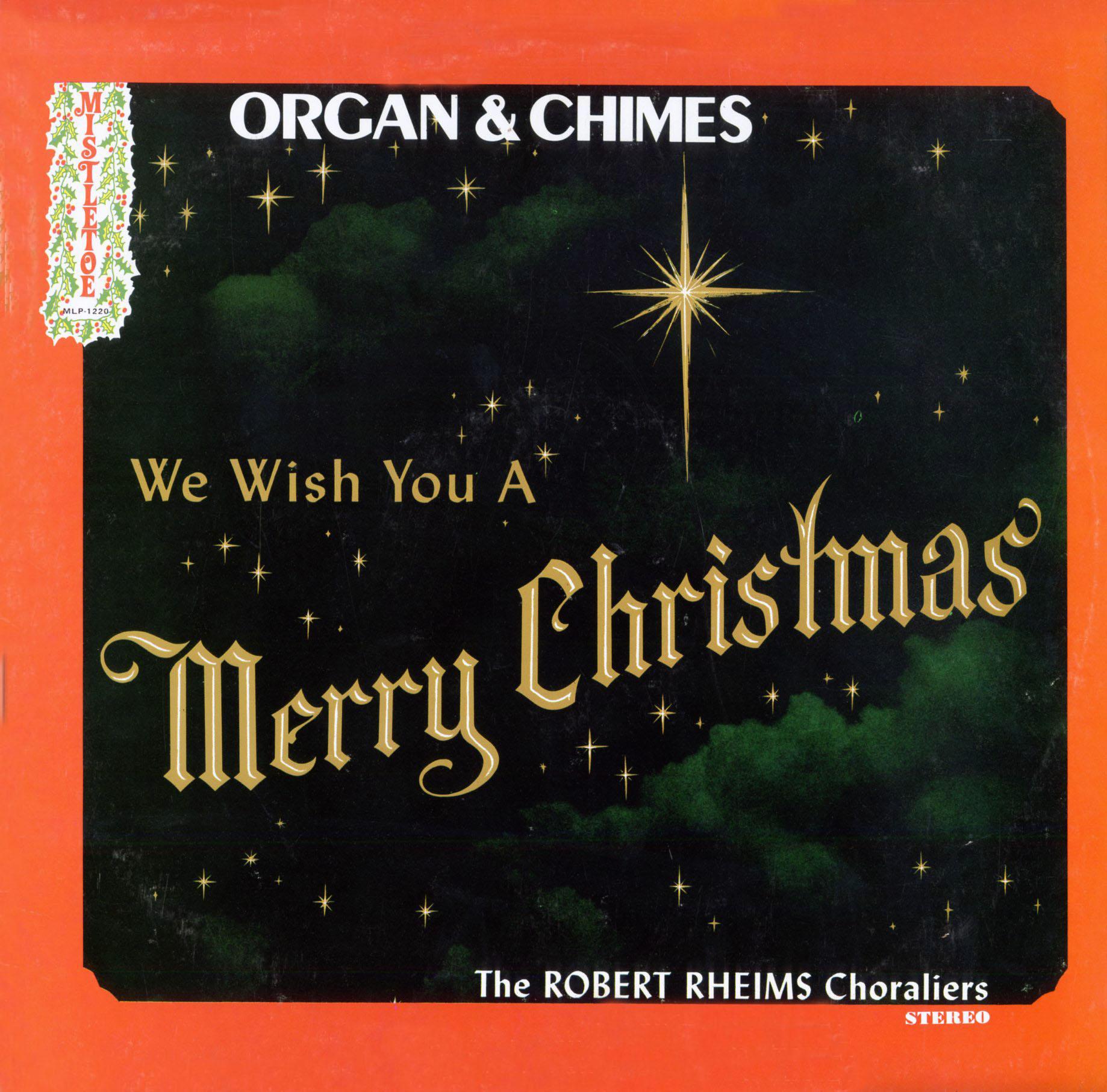 MP3 Download 320mb. Rheims, Robert. We Wish You a Merry Christmas (MLP1220) - Christmas LPs to ...
