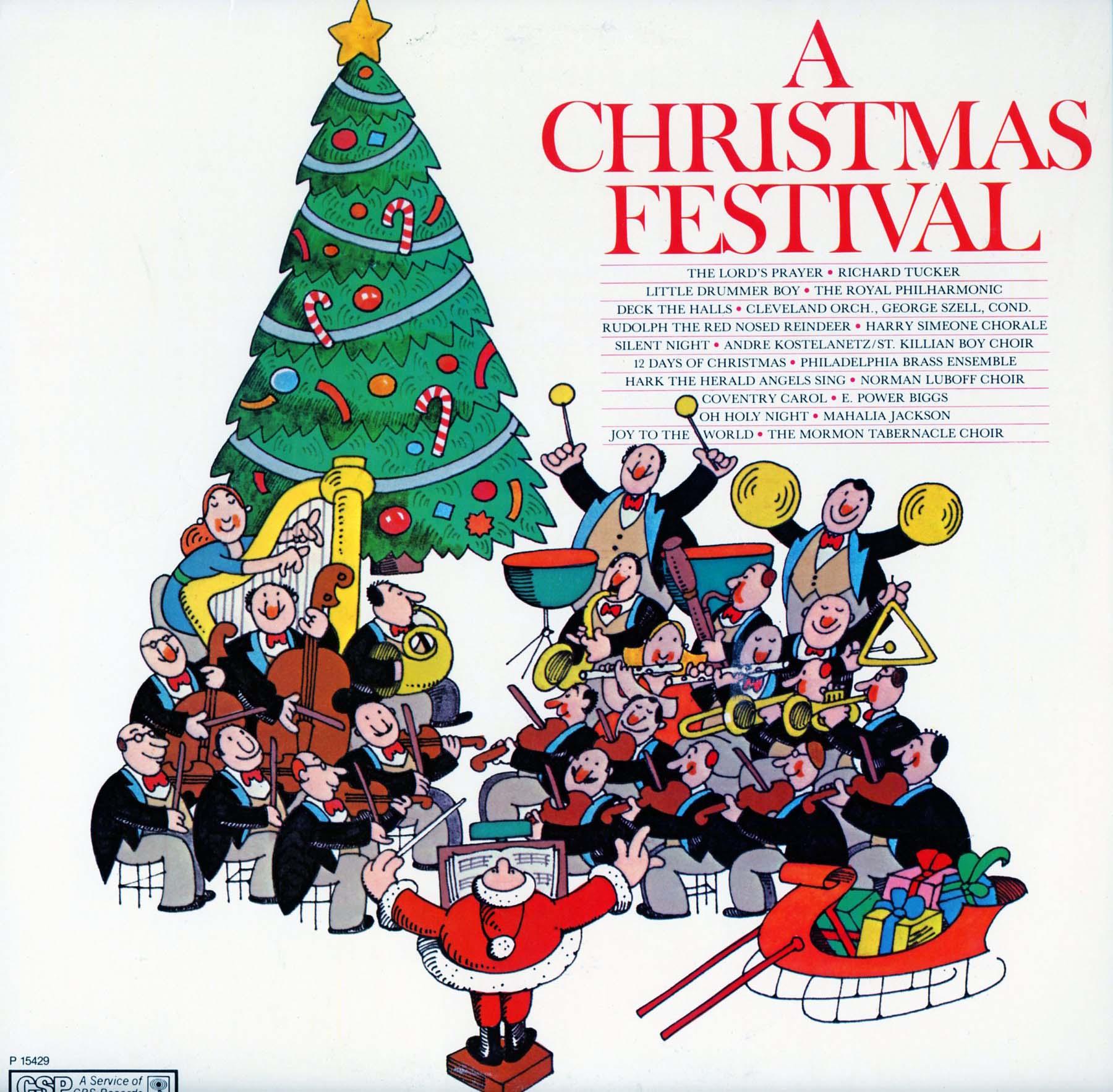 cd christmas festival