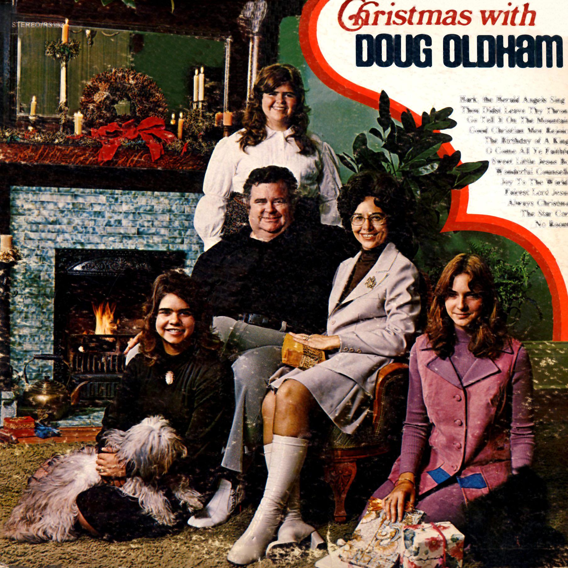 Doug Oldham - I've Got To Go On