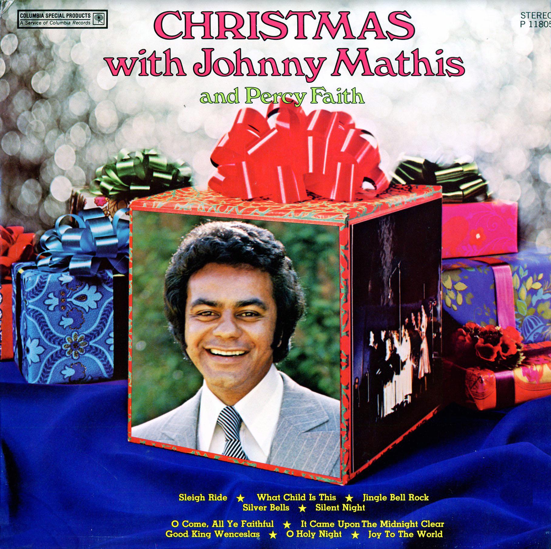 Mathis Johnny Percy Faith Christmas With P11805