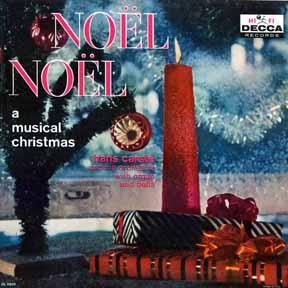 LP - Carste, Hans Noel Noel A Musical Christmas