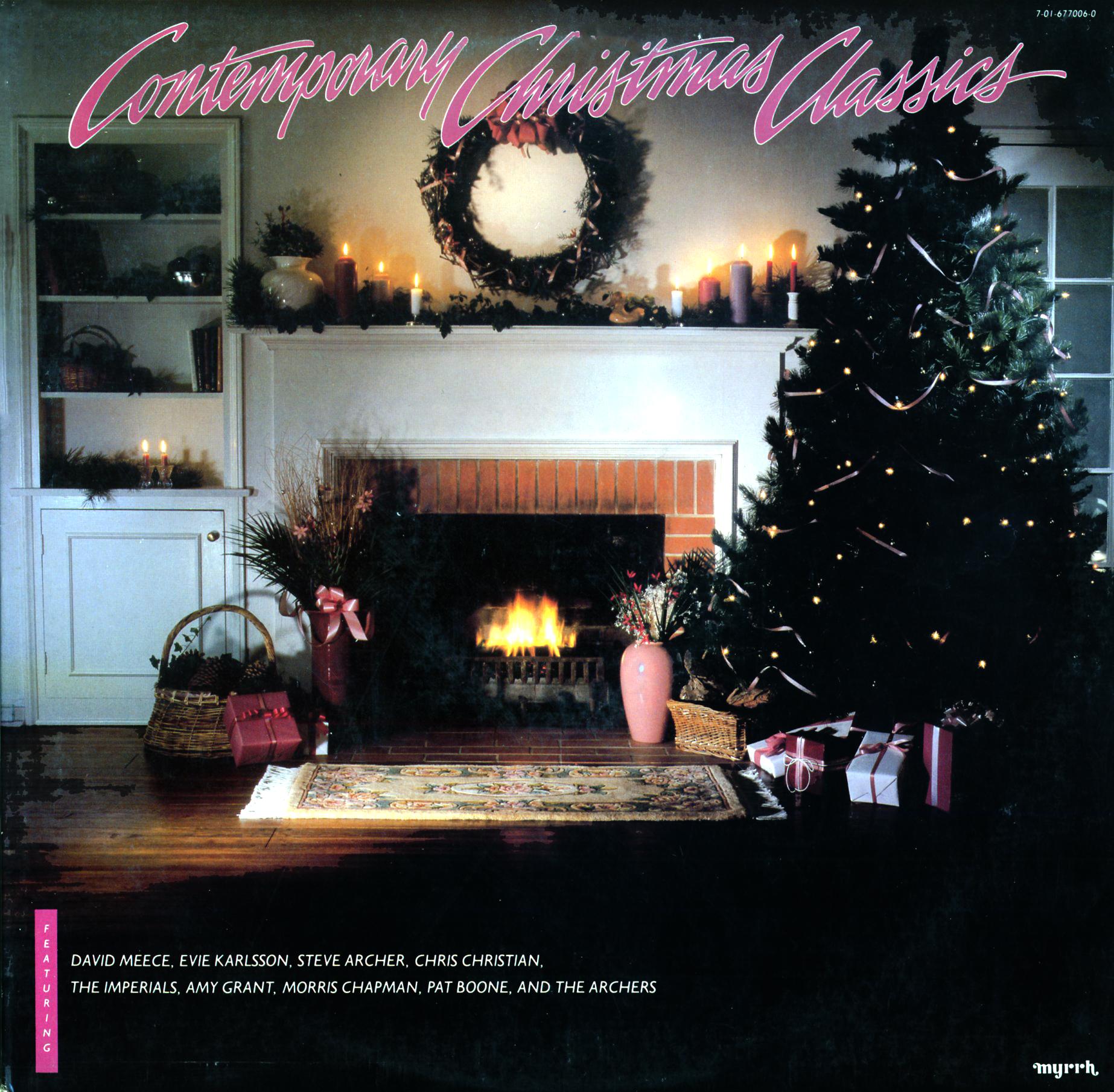 LP - Contemporary Christmas Classics