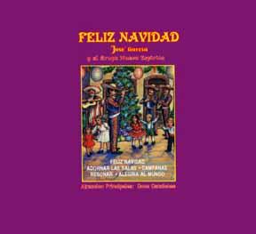 CD - Garcia, jose y el Grupo Nuevo Espirito Feliz Navidad