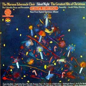 CD - Mormon Tabernacle Choir Silent Night