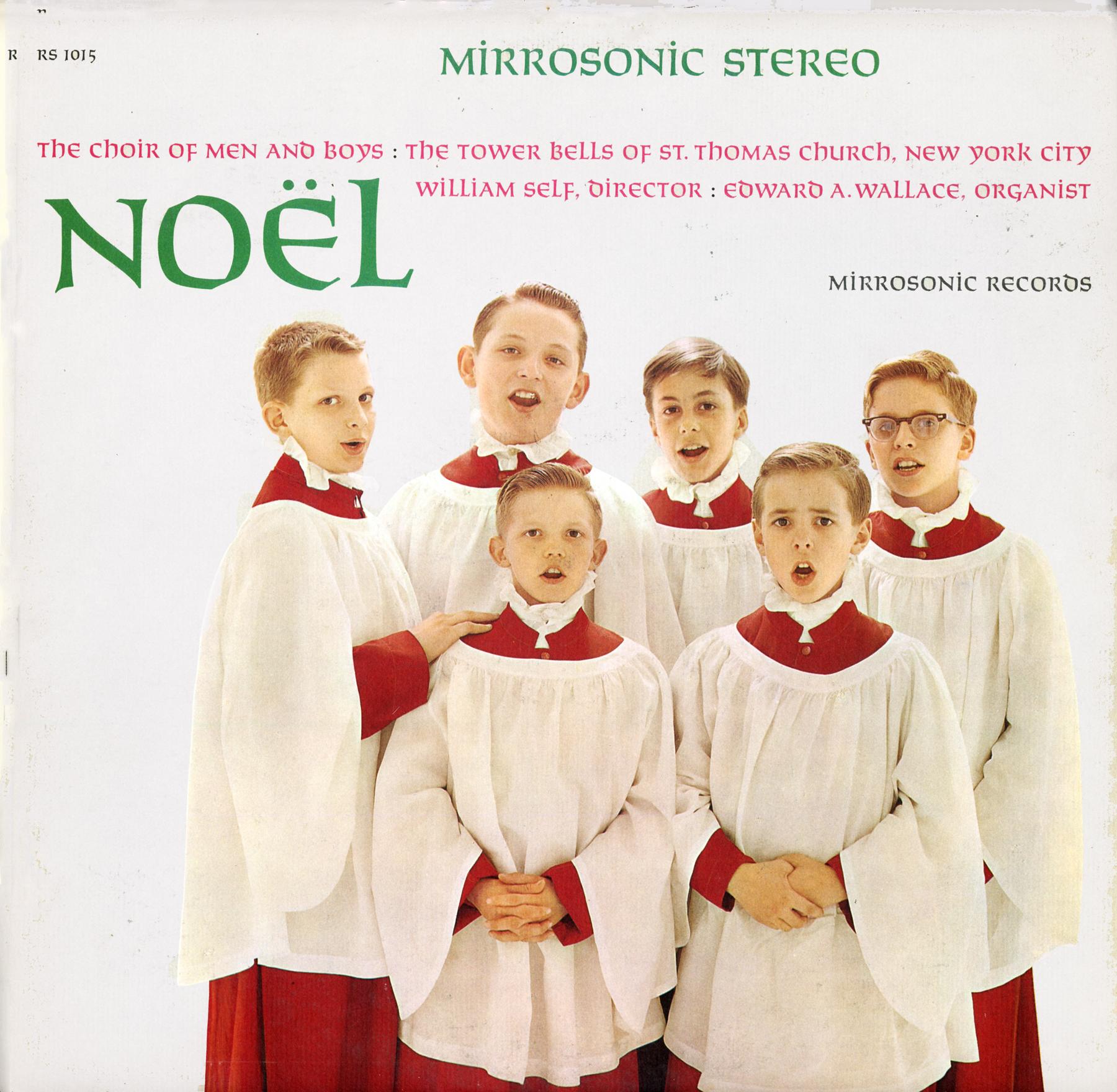 CD - St Thomas Church Choir of Men and Boys Tower Bells Noel