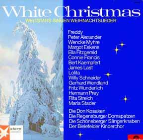 CD - Weltstars Singen Weihnachtslieder White Christmas