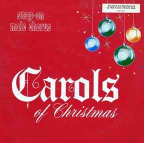 CD - Snap-On Carols of Christmas