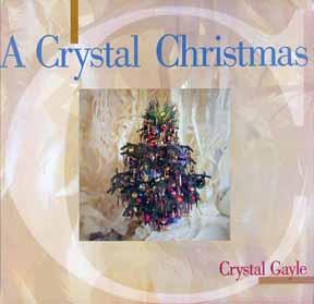 LP - Gayle, Crystal  Crystal Christmas
