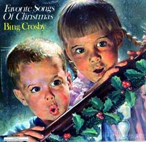 Crosby, Bing - Favorite Songs Of Christmas