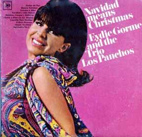 CD - Gorme, Eydie Trio Los Panchos Navidad Means Christmas