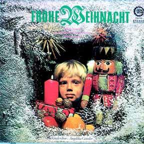 CD - Geiseler, Angelika Kinderchor Frohe Weihnacht