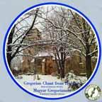 LP - Gregorianum, Magyar Gregorian Chant from Hungary
