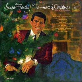 LP - Franchi, Sergio Heart of Christmas (Cuor' di Natale)