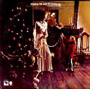 LP - Sylvania Imagine the Joys of Christmas