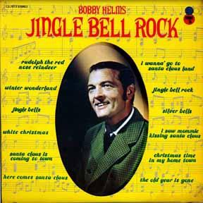 CD - Helms, Bobby Jingle Bell Rock