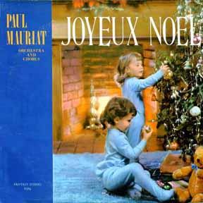 LP - Mauriat, Paul Orchestra and Chorus Joyeux Noel