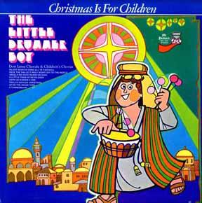 Janse, Don - Little Drummer Boy Christmas Is For Children