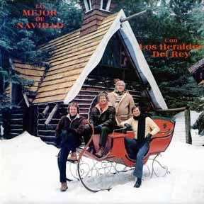 LP - Los Heraldos Del Rey Lo Mejor de Navidad