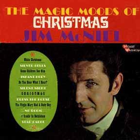 LP - McNiel, Jim Magic Moods of Christmas
