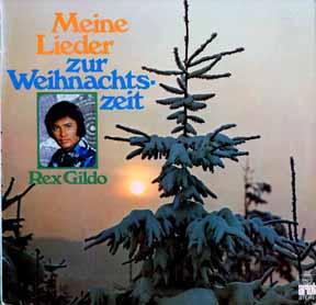 CD - Gildo, Rex Meine Lieder zur Weihnachtszeit