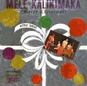 CD - Lyman, Arthur Mele Kalikimaka (Merry Christmas)