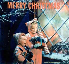 LP - Fontanna Merry Christmas Orchestra & Chorus