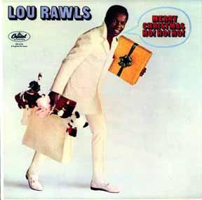 LP - Rawls, Lou Merry Christmas Ho! Ho! Ho!