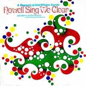 LP - Roberts, John Tony Barrand Fred Breunig Steve Woodruff Nowell Sing We Clear