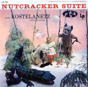 CD - Kostelanetz, Andre Nutcracker Suite Orchestra