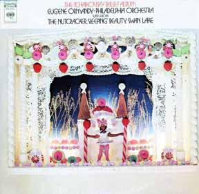 CD - Ormandy, Eugene Philadelphia Orchestra Tchaikovsky's Ballet Album