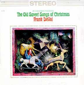 CD - De Vol, Frank Rainbow Strings Old Sweet Songs of Christmas