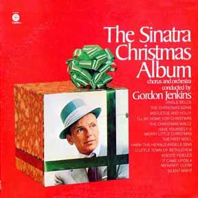 LP - Sinatra, Frank Christmas Album