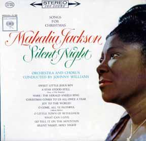 CD - Jackson, Mahalia Songs for Christmas Silent Night