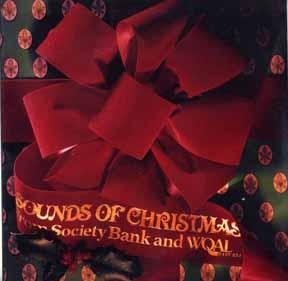 LP - WQAL Society Bank Sounds of Christmas
