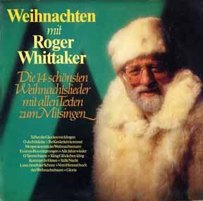 CD - Whittaker, Roger Weihnachten mit