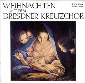 CD - Dresdner Kreuzchor Weihnachten mit dem