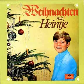 LP - Heintje Weihnachten