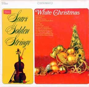 CD - Sears Golden Strings White Christmas