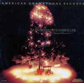 LP - Mannheim Steamroller Christmas