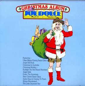 CD - Dolce, Joe Christmas Album