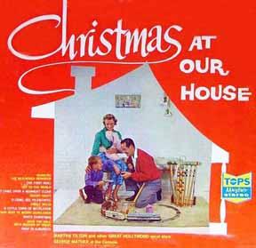 CD - Tilton, Martha Christmas At Our House