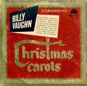 CD - Vaughn, Billy Christmas Carols