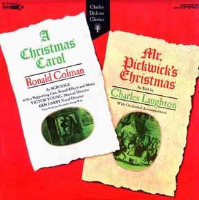 Colman, Ronald & Charles Laughton - Christmas Carol/ Mr. Pickwick's Christmas