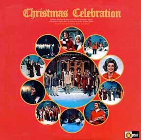 LP - Roberts, Richard and Patti Christmas Celebration By Ralph Carmichael